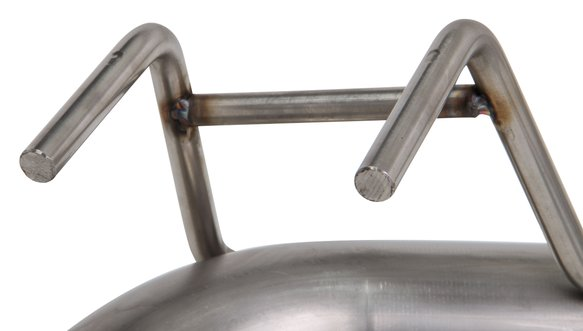 70401309-RHKR - Hooker BlackHeart Axle-Back Exhaust - additional Image