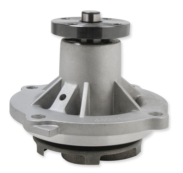 70440G - Mr. Gasket High Flow Aluminum Water Pump -Cast Finish Image