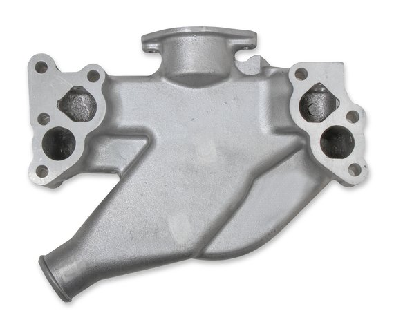 70441G - Mr. Gasket Cast Aluminum Water Pump Housing with Water Neck - additional Image