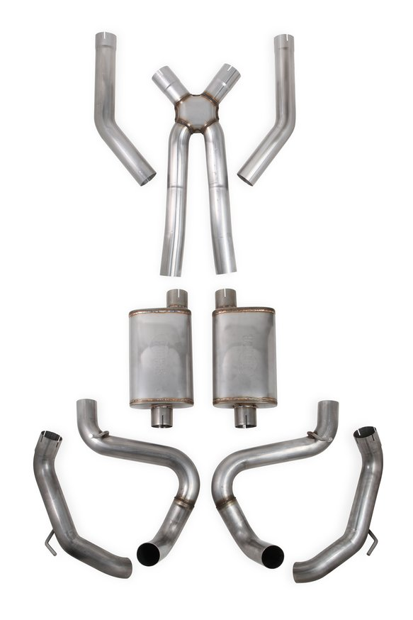 42502HKR - Hooker Header Back Exhaust System Image