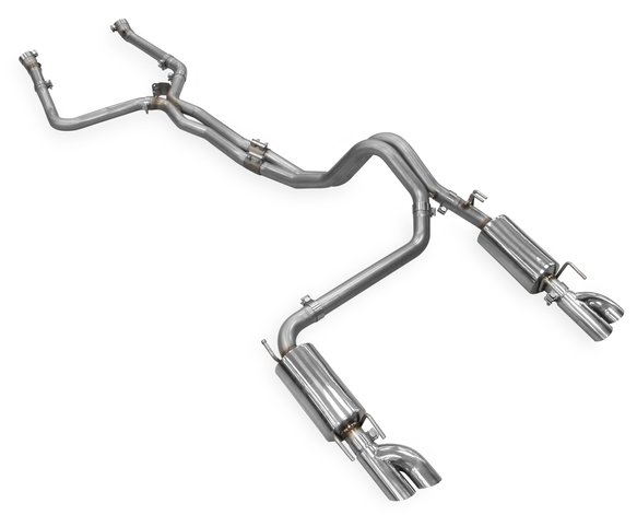 70501413-RHKR - Hooker BlackHeart True Dual Exhaust kit - additional Image