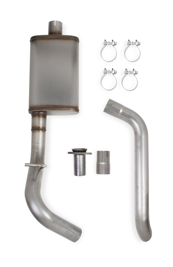 70505405-RHKR - Hooker BlackHeart Cat-Back Exhaust Kit Image