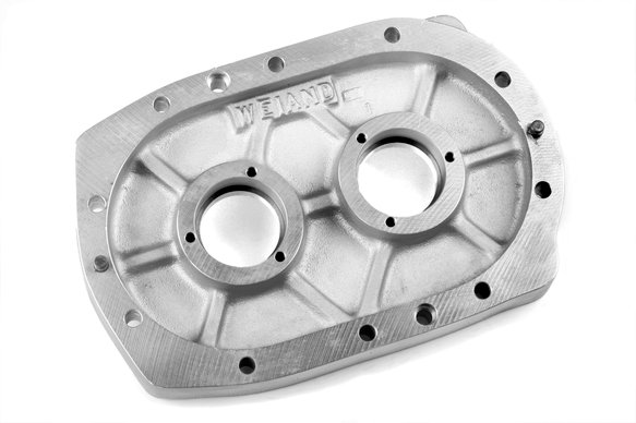 7051WIN - Weiand Supercharger Bearing Plate - 6-71/8-71 Image