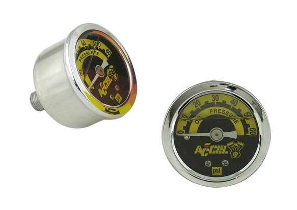 7121A - Motorcycle Oil Pressure Gauge Image