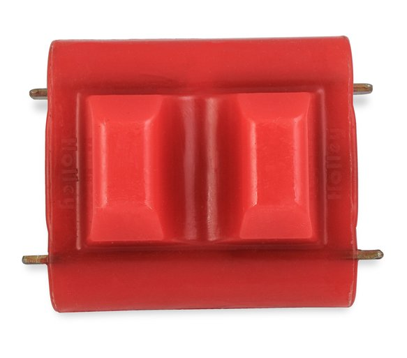 71221015HKR - Hooker BlackHeart Polyurethane Engine Mount Insert - Red - additional Image