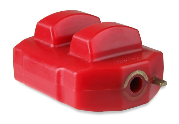 71221017HKR - GM LS/LT Polyurethane Engine Mount Insert - Red - additional Image