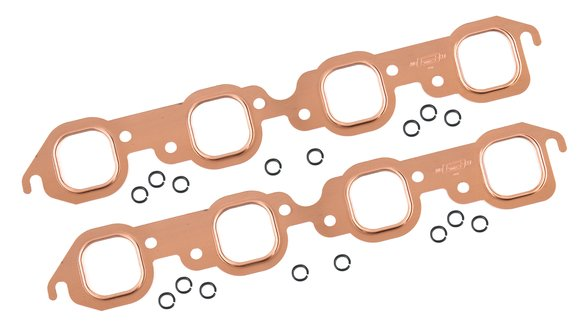 7158MRG - Mr. Gasket Copper Seal Header Gaskets 396-454 Chevrolet Big Block Mark IV 1965-1990 Image