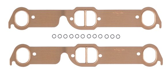 7171MRG - Mr. Gasket Copper Seal Header Gaskets 326-455 Pontiac V8 1963-1979 Image
