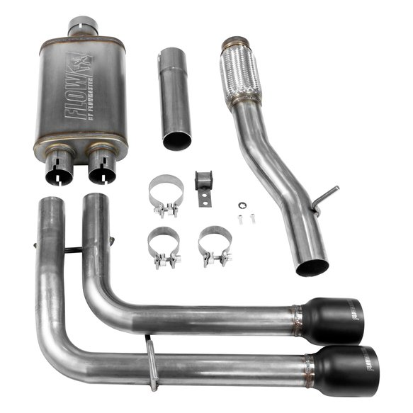 717787 - Flowmaster FlowFX Cat-Back Exhaust System - additional Image