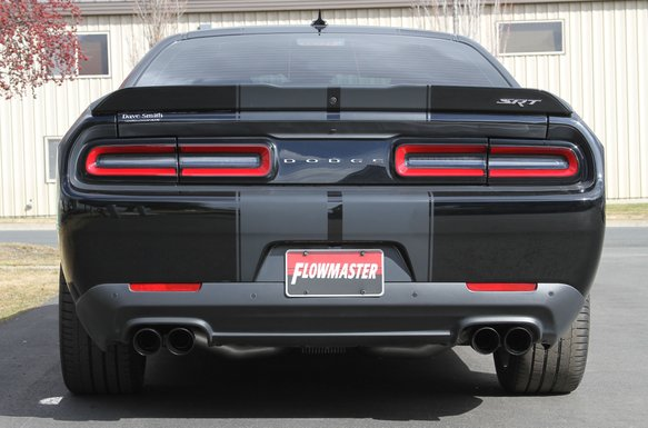 717920 - Flowmaster FlowFX Cat-Back Exhaust System - additional Image