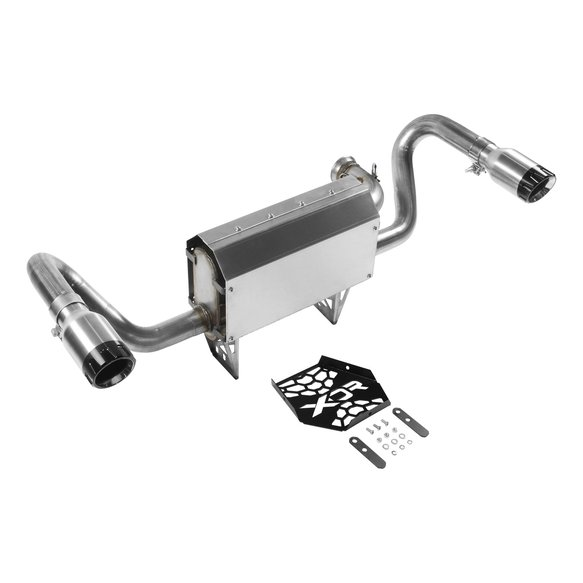7203 - XDR Off-Road Performance Exhaust - additional Image