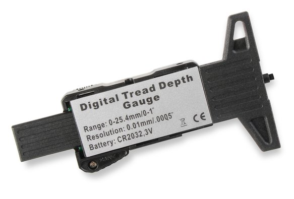 72110MRG - Mr. Gasket Digital Tread Depth Gauge - additional Image