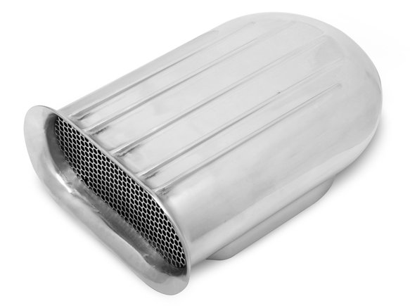 7220WND - Weiand 1x4 Hilborn Style Air Scoop Image
