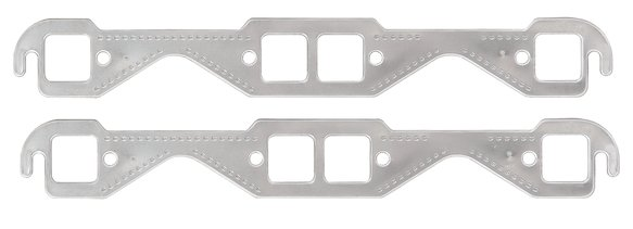 7401G - Header Gaskets - Aluminum-Layered - 262-400 Chevrolet Small Block Gen I 1955-91 Image