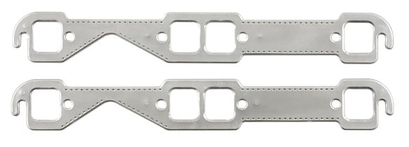 7403G - Header Gaskets - Aluminum-Layered - 262-400 Chevrolet Small Block Gen I 1955-91 Image