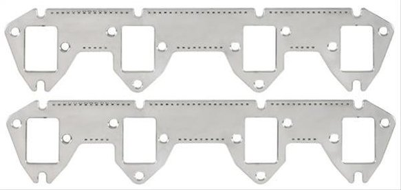7412G - Header Gaskets - Aluminum-Layered - 352-390 Ford Big Block FE 1958-95 - 8-Bol Image