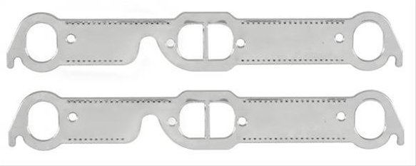 7418G - Mr. Gasket Header Gaskets - Aluminum-Layered Image