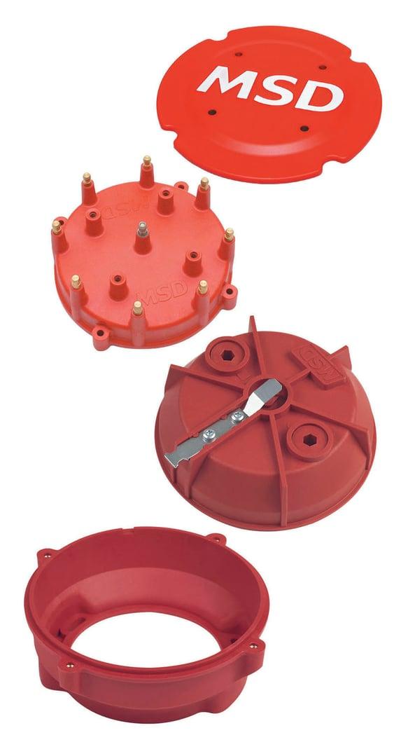7445 - Pro-Cap Cap-A-Dapt Kit, Fits MSD Distributors Image
