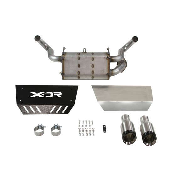 7510 - XDR Off-Road Competition Exhaust - Moderate/Aggressive Sound - additional Image