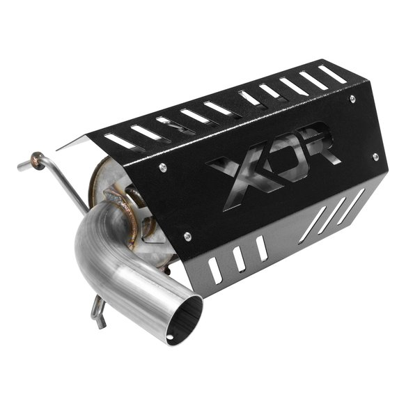 7522 - XDR Off-Road Competition Exhaust - Moderate/Aggressive Sound - additional Image