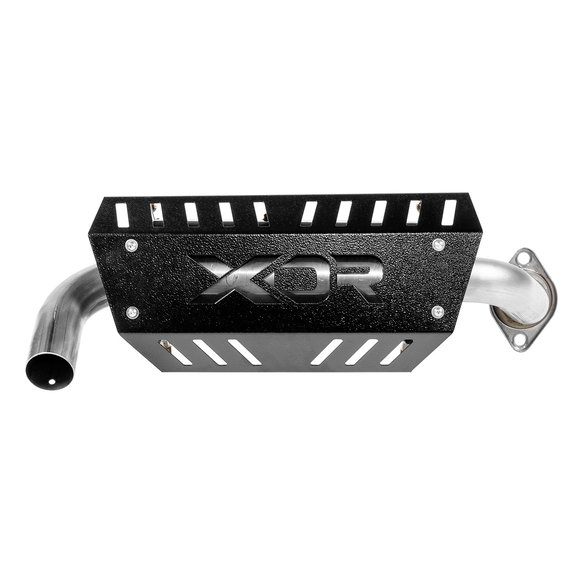 7524 - XDR Off-Road Competition Exhaust - Moderate/Aggressive Sound Image