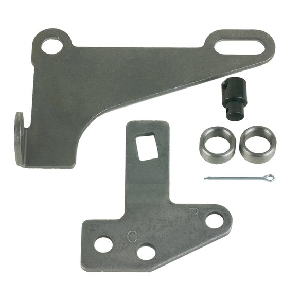 75498 - B&M Bracket and Lever Kit for 4L60E/4L80E Image