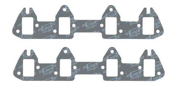 7554MRG - Header Gaskets - Ultra-Seal - 390-428 Ford Big Block FE 1966-71 - 16-Bolt Image