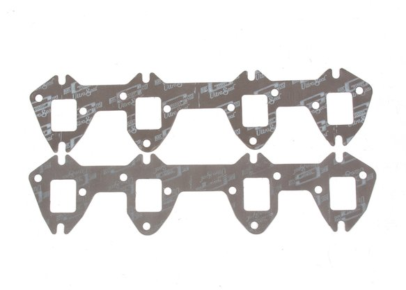 7555MRG - Header Gaskets - Ultra-Seal - 428 Ford Big Block FE 1969-70 - 16-Bolt Image