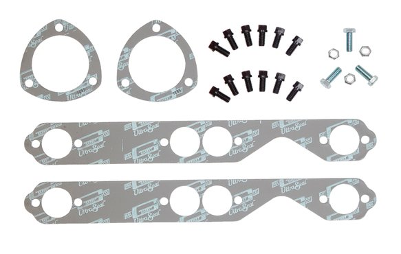7651G - Mr. Gasket Header Install Kit - Ultra-Seal - 265-400 Chevrolet Small Block Gen I 1955-1991 Image
