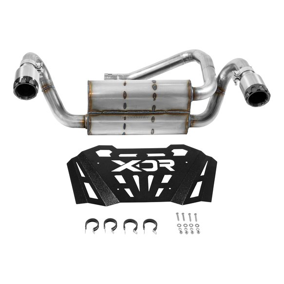 7704 - XDR Off-Road Competition Exhaust Image