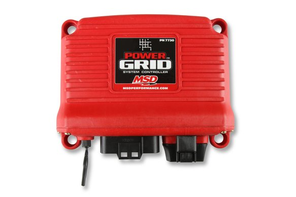 MSD Power Grid System - Controller Only - Red