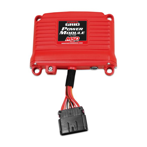 7764 - Power Grid Power Module - Red Image