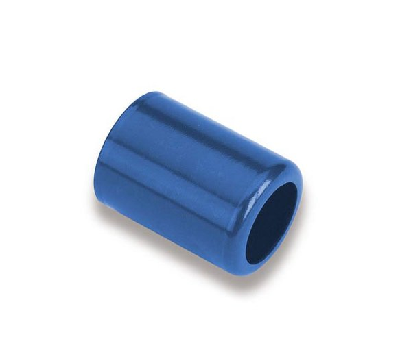 798063ERL - Earls Crimp Collar for Auto-Crimp Hose Ends - Size -6 - Blue Image