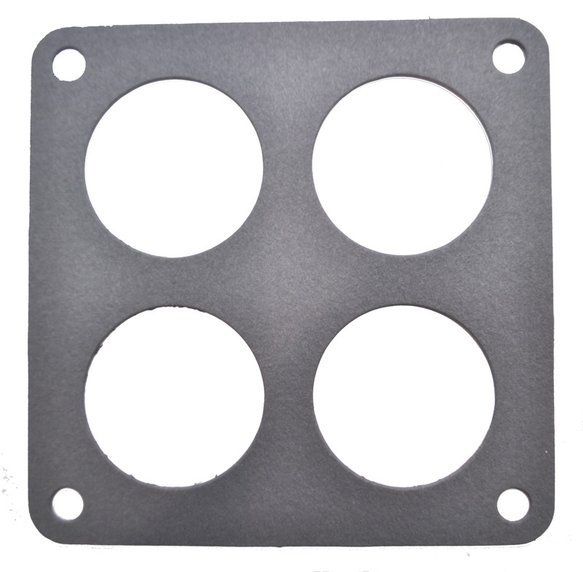 8-106-10QFT - QFX & 4500 Style 4 Hole Flange Gasket for 1250 CFM Image