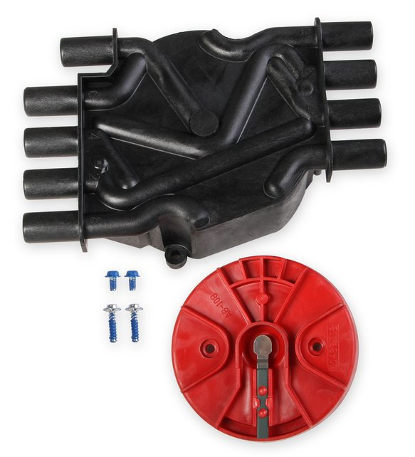 80173 - Vortec Cap and Rotor Kit - in Black Image
