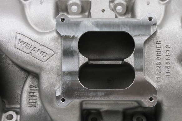 8018 - Weiand Stealth Intake - Chevy Big Block V8 - additional Image