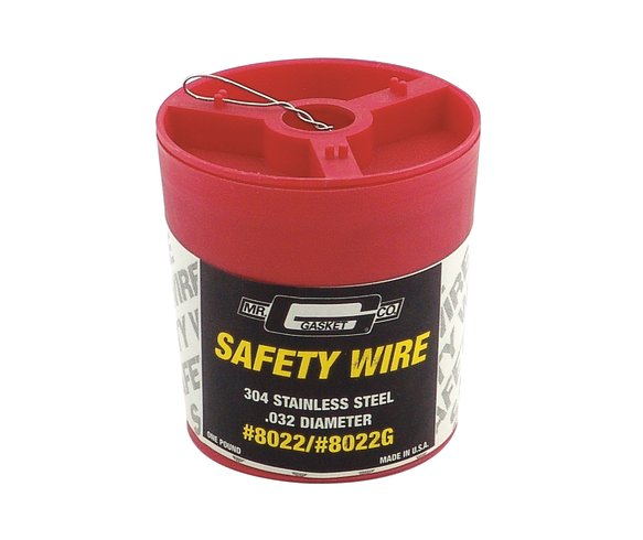 8022G - Mr. Gasket Safety Wire Image
