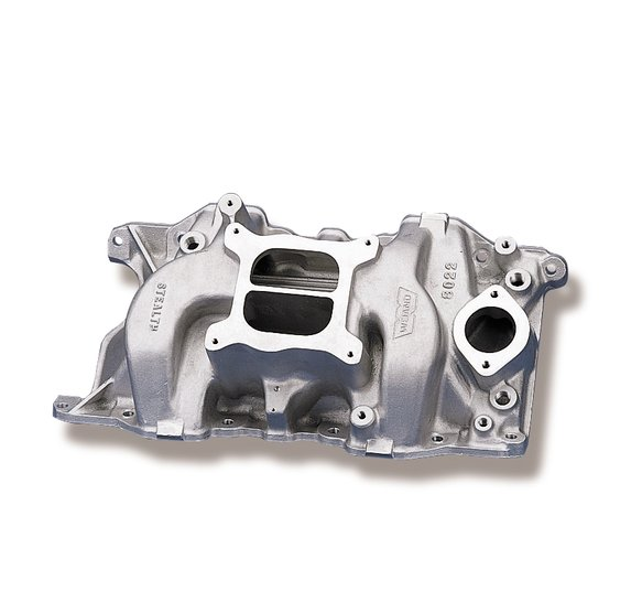 8022WND - Weiand Stealth™ Intake - Chrysler Small Block V8 Image
