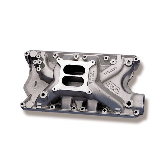 8023WND - Weiand Stealth™ Intake - Ford Small Block V8 Image