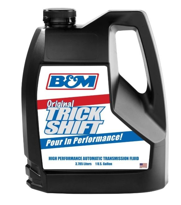 80260 - B&M Trick Shift Automatic Transmission Fluid - 1 Gallon Bottle Image