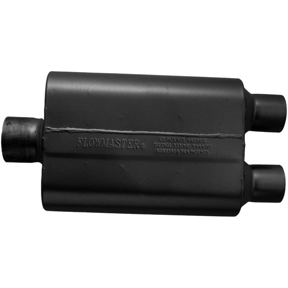 80430402 - Flowmaster 40 Series Chambered Muffler - additional Image