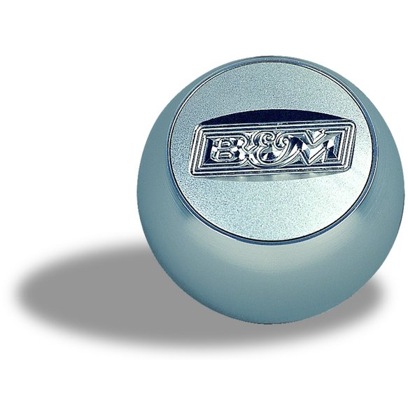 80534 - Billet Quicksilver Knob Image