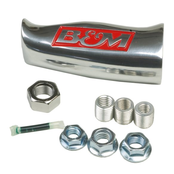 80641 - Universal Shifter T-Handle with B&M Logo Image