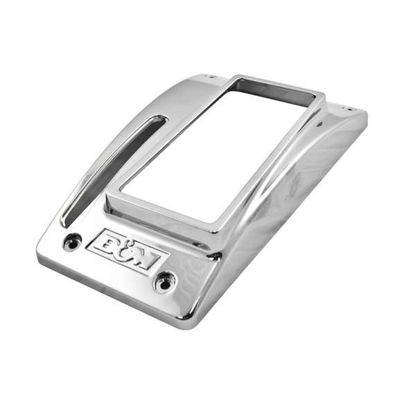 80644 - Chrome Plastic Cover for QuickSilver Shifter 80688 Image