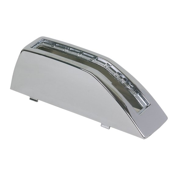 80645 - B&M Chrome Plastic Cover for Z-Gate Shifter 80681 Image