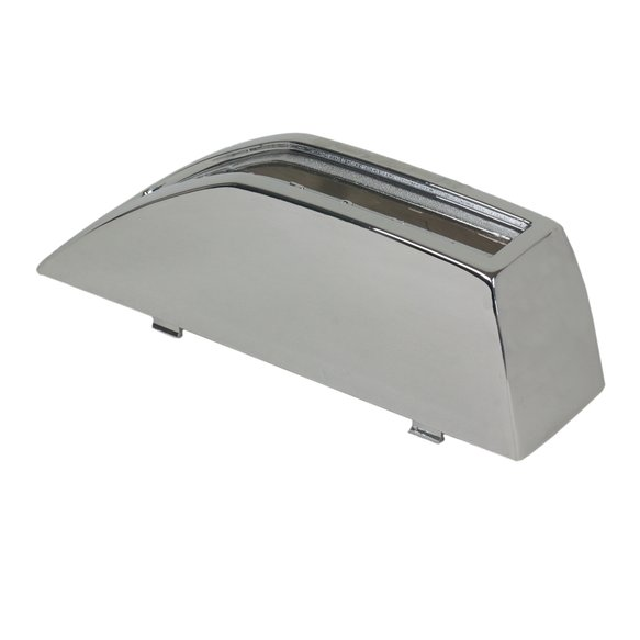 80645 - B&M Chrome Plastic Cover for Z-Gate Shifter 80681 - additional Image