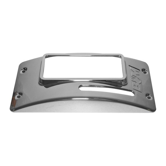 80671 - B&M Chrome Plastic Cover for QuickSilver Shifters 80683 and 80676 - additional Image