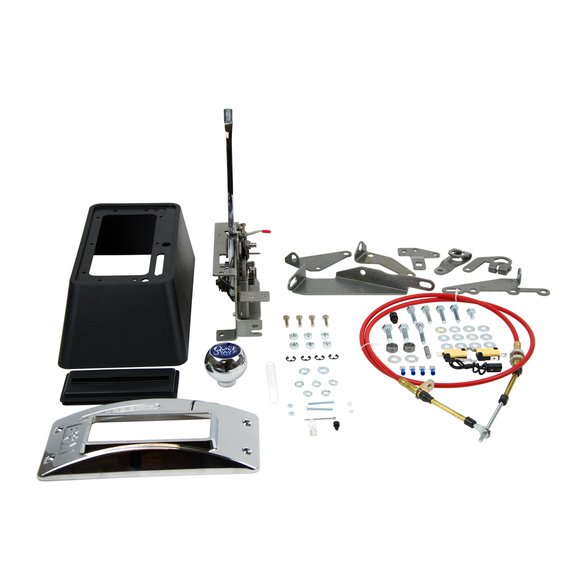 B&M Automatic Ratchet Shifter - QuickSilver
