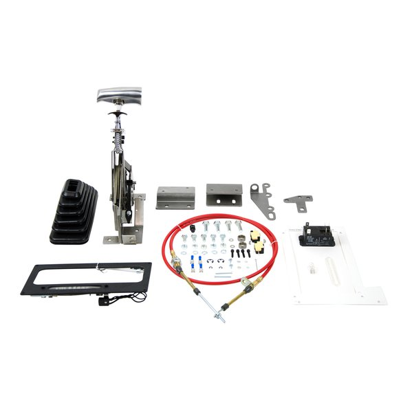 80692 - B&M Automatic Ratchet Shifter - MegaShifter Console - additional Image