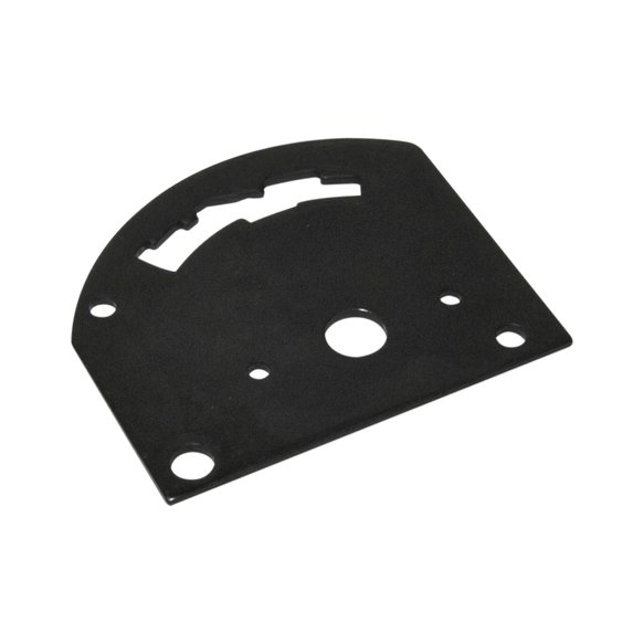 80710 - B&M Shifter Gate Plate - 3-speed Reverse Pattern - default Image